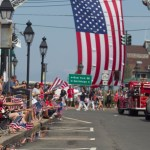 Fourth of July Parade in Port Jefferson Village