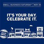 Supporting the 8th Annual Small Business Saturday® and Shop Small® Movement