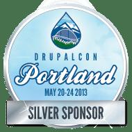 DrupalCon Portland Silver Sponsor