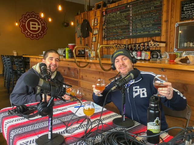 StormBreaker Brewing Founders Dan Malech and Rob Lutz - Portland Beer Podcast Episode 24