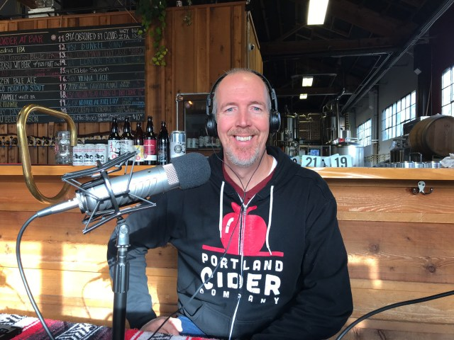 Jeff Parrish Portland Cider Company - Portland Beer Podcast Episode 55