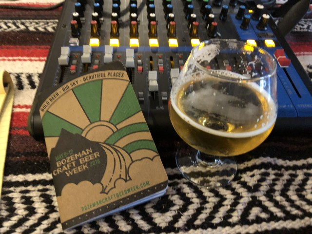 Jesse Bussard and Loy Maierhauser Co-founders of Bozeman Craft Beer Week - Portland Beer Podcast episode 82