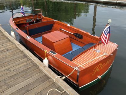 Our Boat, Rosie