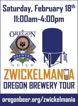 Oregon Brewers Guild Zwickelmania 2012
