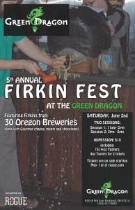 5th Annual Firkin Fest