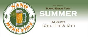 Nano Beer Fest Summer 2012