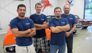 Portland Auto Detailing Staff