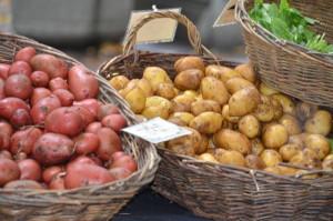 Potatoes of Many Colors