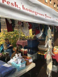 SuDan Farm PSU Market Stand