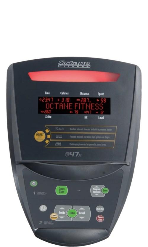 Octane Fitness Q37 Console