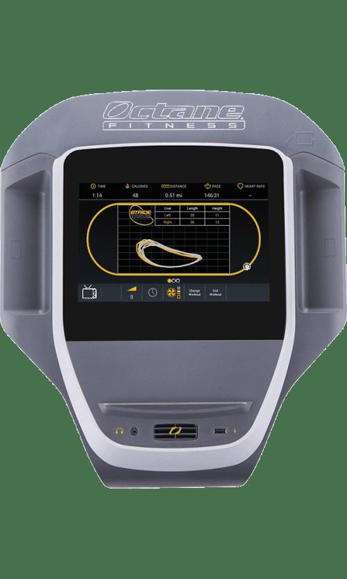 Octane Fitness ZR8000 Console