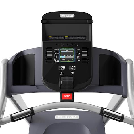 Precor TRM 243 Treadmill Console
