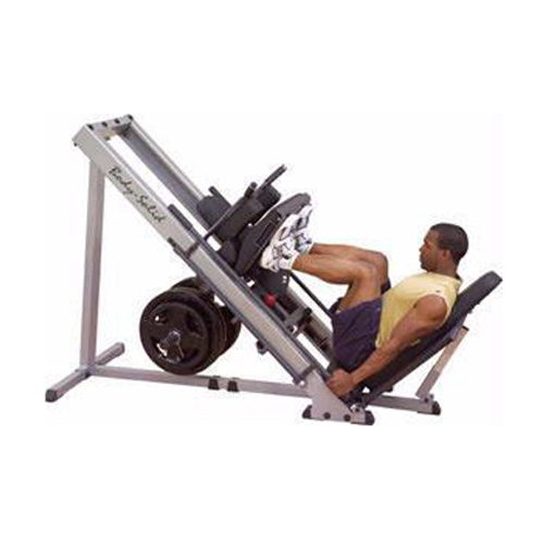Body Solid GLPH1100 Leg Press:Hack Squat