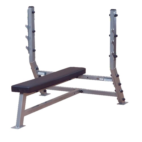 Body-Solid SFB349G Flat Olympic Bench