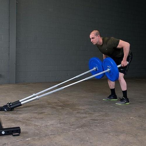 Body-Solid SPR Dual T-Bar Row