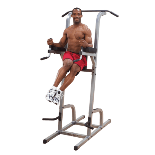 Body-Solid Vertical Knee Raise:Chin:Dip