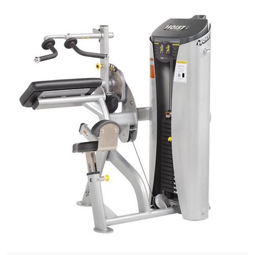 Hoist HD-3100 Preacher Curl:Triceps Extension