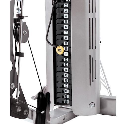 Hoist 50 Lbs Weight Stack Upgrade