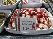 Granville Island Market Vancouver BC - peppers