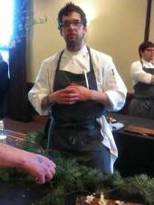 Castagna Chef Matthew Lightner