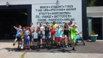 Ketcha Mountain Bike Camp