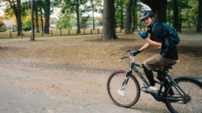Youth Volunteer Brian