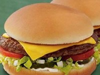 SONIC Drive-In: 50% off cheeseburgers