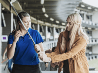 Free Golf Lesson at Topgolf