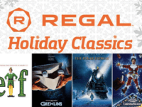 Regal Classic Holiday Movie Series