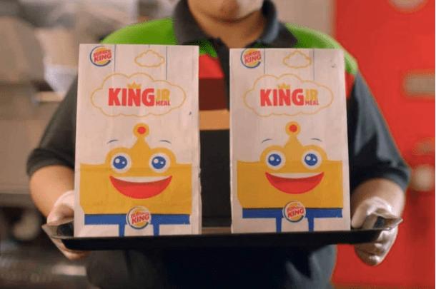 burger king free kids meals