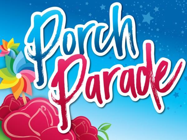 Rose Festival Porch Parade