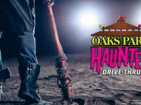 oaks park haunted drive thru