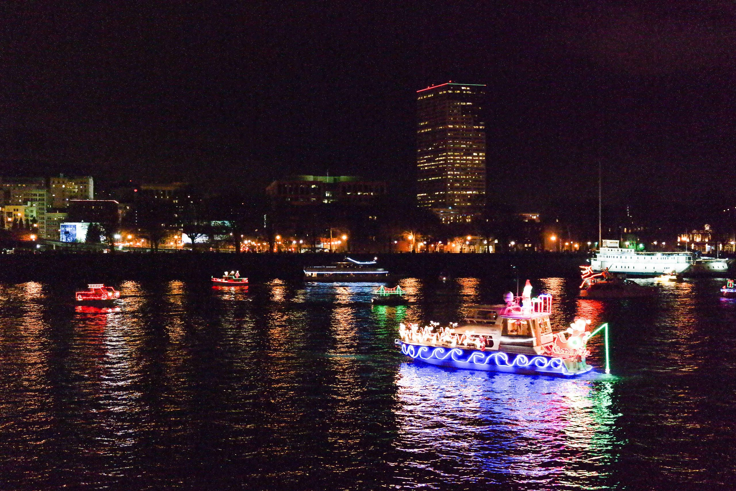 2020 Portland Christmas Ships Parade Schedule   Portland Living on