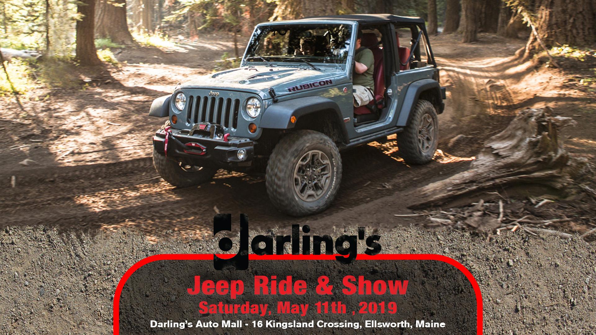 Maine Auto Mall >> 4th Annual Jeep Ride Show