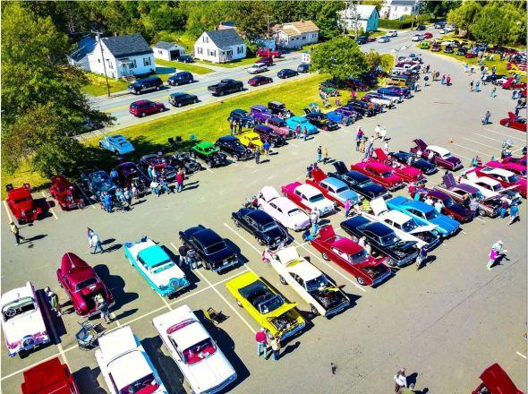 Troop 15 Brewer Car Show 2019