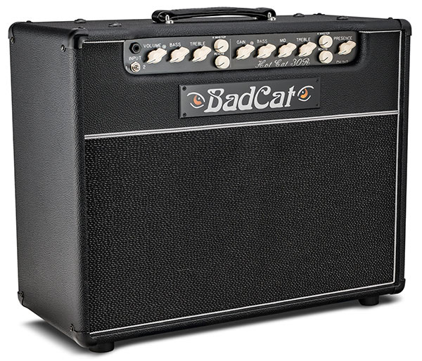 Bad Cat Hot Cat 30r USA Player Series Combo