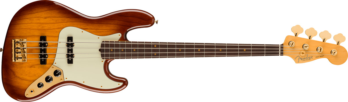 Fender 75th Anniversary Commemorative Jazz Bass
