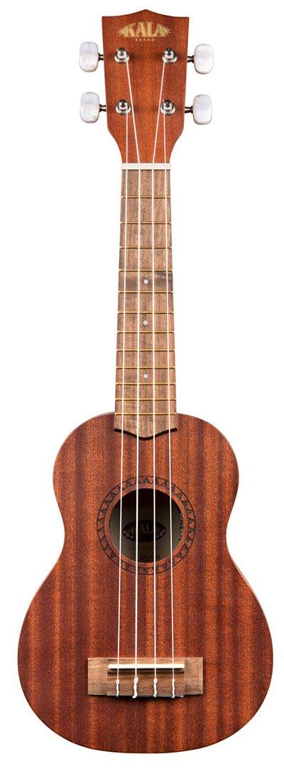 Satin Mahogany Soprano KA-15S