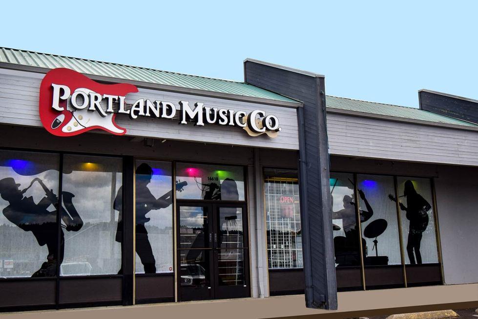 OAK grove portland music company