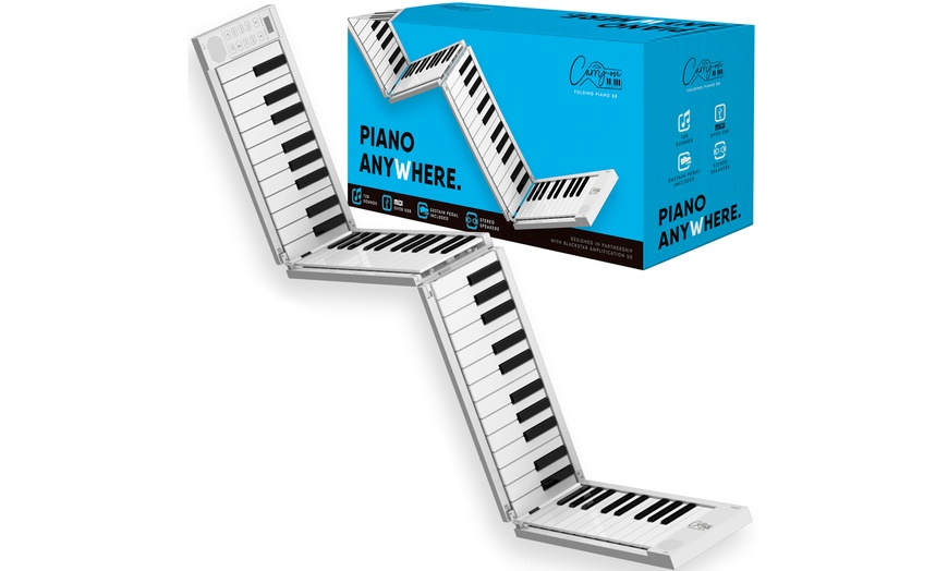 Carry-On folding Piano