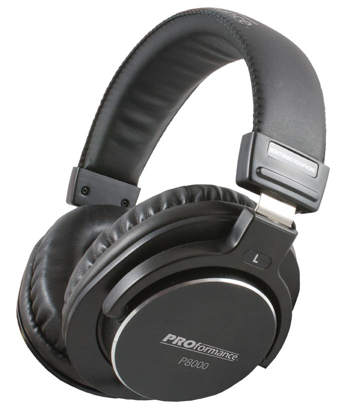 P8000High Output Studio Headphones