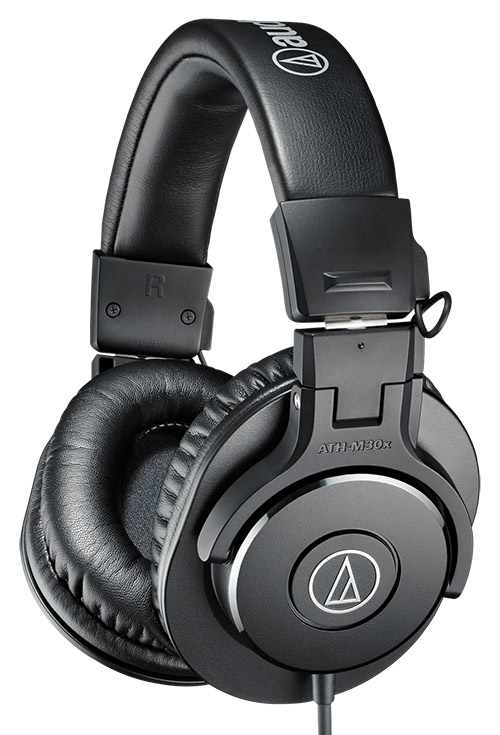 headphones - ath-m30x