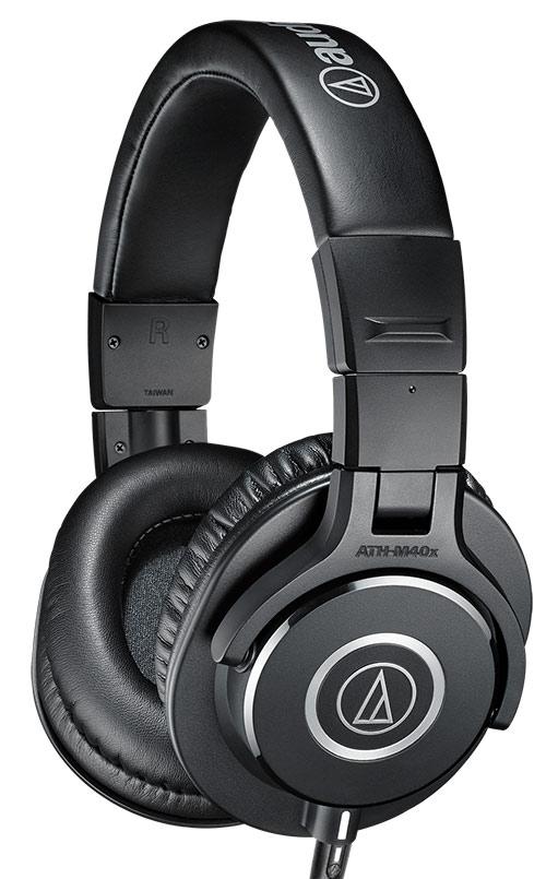 headphones - ath-m40x
