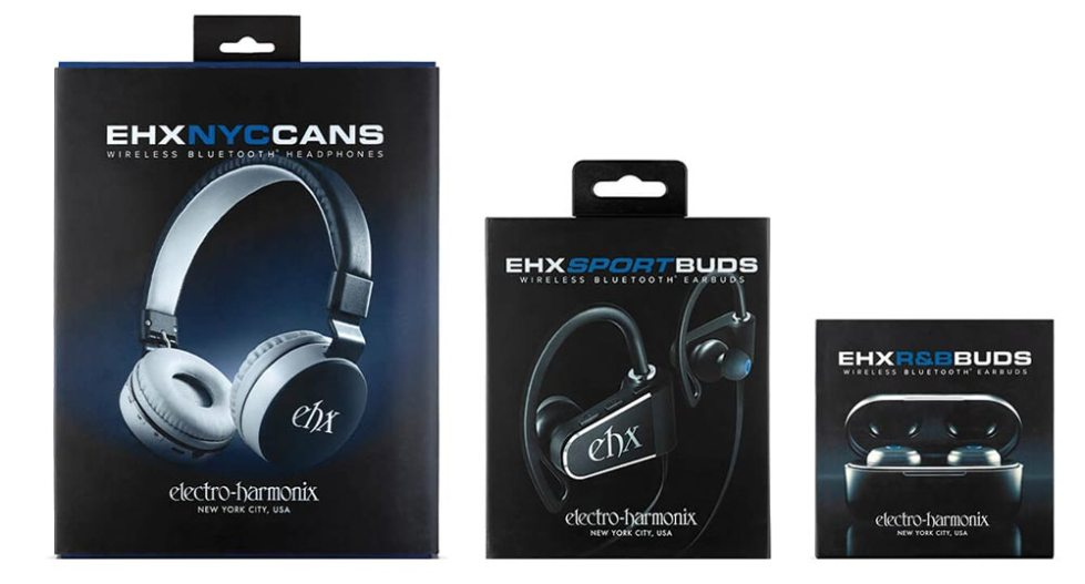 EHX Bluetooth phones