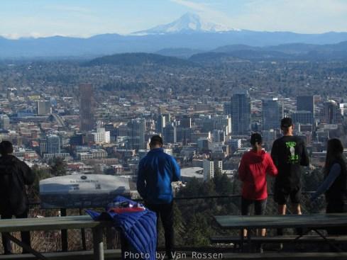 Best public view of Portland in Portland.