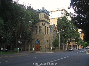 The original Chapel was built in 1891 and has through several modifications and expansions since.
