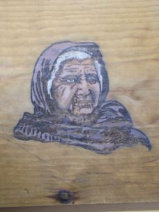 Old Woman - 2000