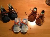 Handmade Baby Shoes Collection - 2014