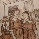 Historical Reproduction: Sisters - 2015