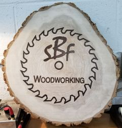 SBF Woodworking - Front